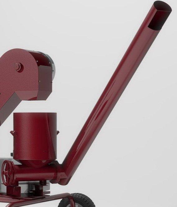 Зерно-перерабатывающий комплекс ЗМП-ПСМ. Многофункциональность и высокая производительность. Новости  prpsm1