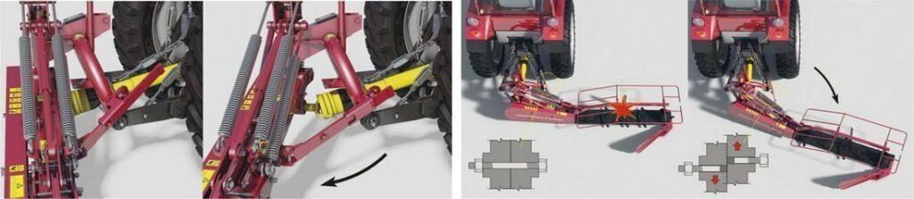 ХИТ! Косилки роторные навесные серии Strige Новости  prstrige8-1024x223